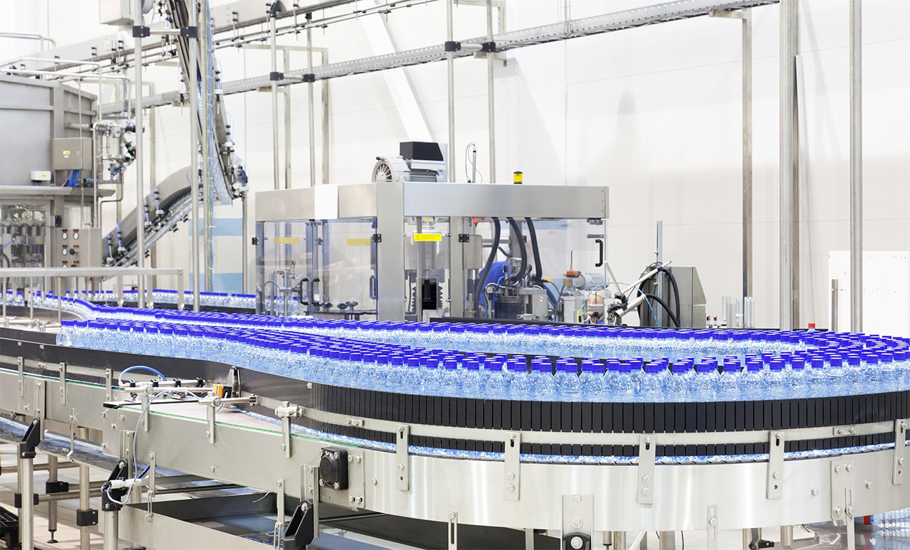 Công nghệ Ozone được ứng dụng trong sản xuất nước tinh khiết đóng chai